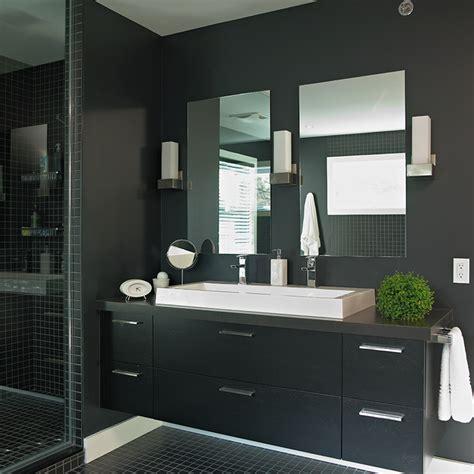 cuisines beauregard salle de bain r 233 alisation 235 salle de bain contemporaine avec armoires