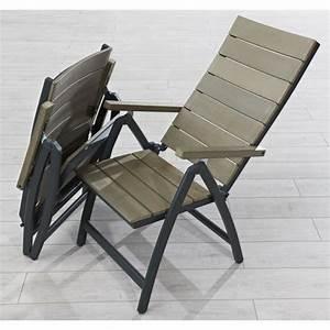 Fauteuil De Jardin Multiposition. fauteuil de jardin fidji avec ...