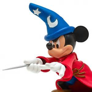 Mickey Mouse Sorcerer Figurine