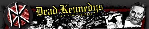 official website  dead kennedys