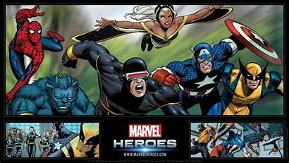 Marvel Heroes Superheroes Wallpapers Super Comics Backgrounds
