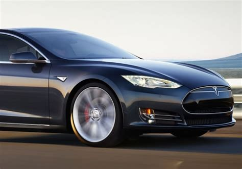 Tesla Unveils Awd Model S With Dual Motors, New Driver