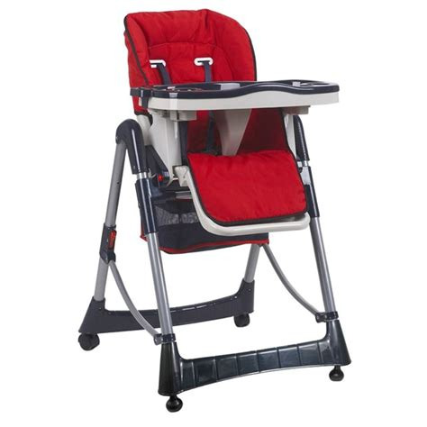 chaise haute b 233 b 233 pliable r 233 glable hauteur dossier et