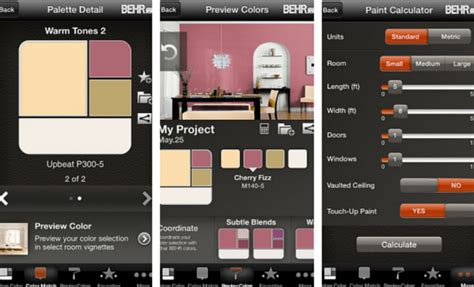 paint color selection apps 5 room painting apps to paint your perfect room