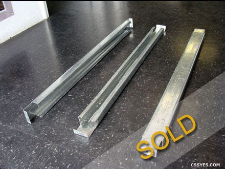 pallet rack heavy duty crossbars industrial pallet
