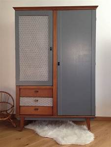 relooker armoire bois wr72 jornalagora With repeindre une armoire en bois