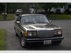 almastr87's 1984 MercedesBenz DClass in Warwick, RI