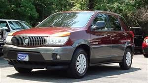 Mvs - 2003 Buick Rendezvous Cx