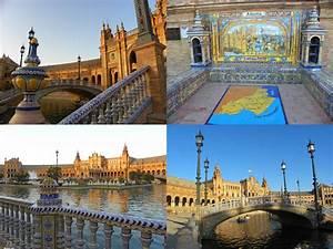 Highlights Of Sevilla  Spain