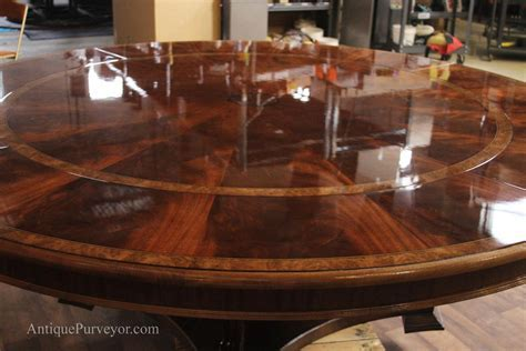 Extra Large Round Dining Room Tables   Marceladick.com