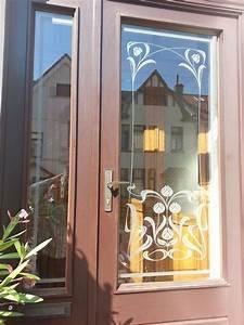 Glasscheiben Für Zimmertüren : haust ren und windfanganlagen mit motiven ~ Sanjose-hotels-ca.com Haus und Dekorationen