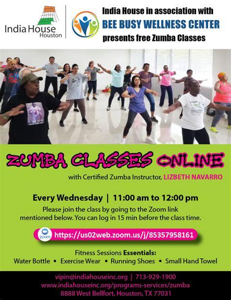 zumba classes programs