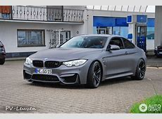 BMW M4 F82 Coupé 15 augustus 2014 Autogespot