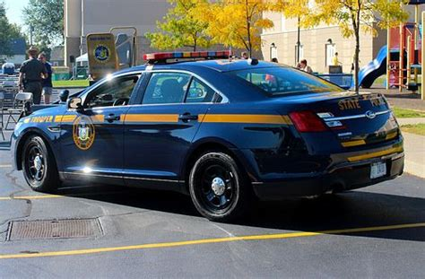 The North American Police Cars Pool