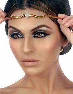 Egyptian Eye Makeup - Create An Alluring Look!