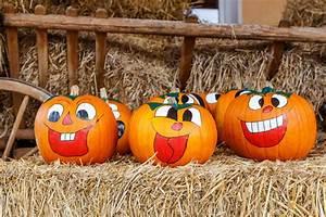 Halloween Kürbis Bemalen : so bemalen sie einen halloween k rbis ~ Eleganceandgraceweddings.com Haus und Dekorationen