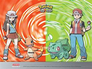 Freedom-Download: LEAFGREEN & FIRERED