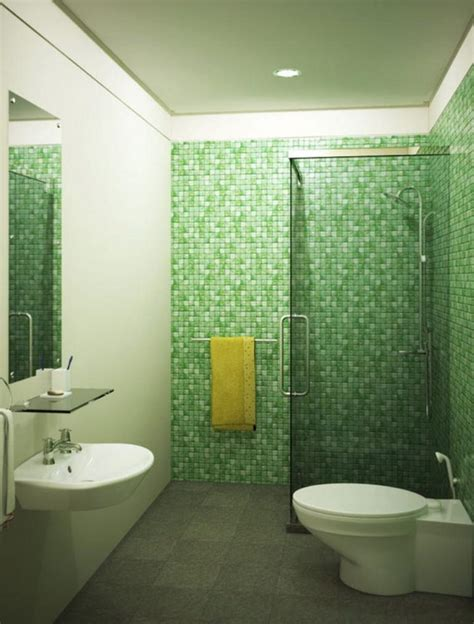 green tile bathroom ideas refreshing green bathroom design ideas rilane