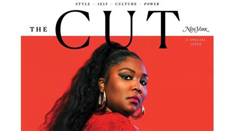 Must Read Lizzo Poses For New York Magazines The Cut