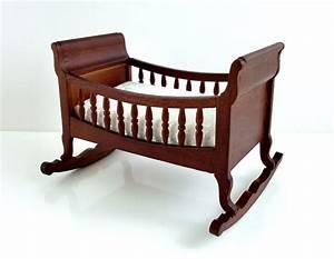 Wooden Cradle Wood PDF Plans