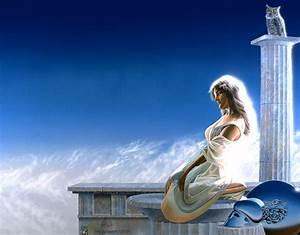 Athena Greek Mythology Quotes. QuotesGram