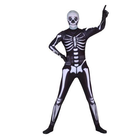 fortnite skull trooper costume  adults
