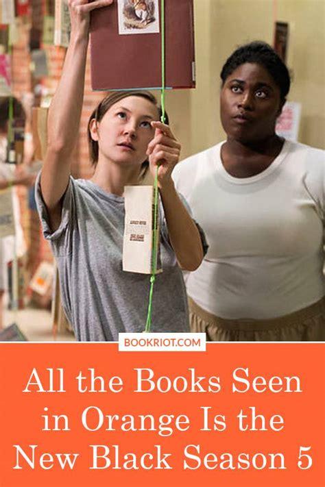 books   orange    black season