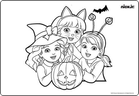 nick jr pumpkin party  giveaway   playroom