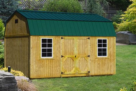 Wood Garden Sheds For Sale by Barn Sheds For Sale Amazing Overhead Storage Solution