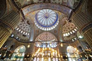 A VISIT TO SULTAN AHMET MOSQUE (THE BLUE MOSQUE) OF ...