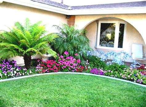 small front porch garden landscaping ideas for ranch style