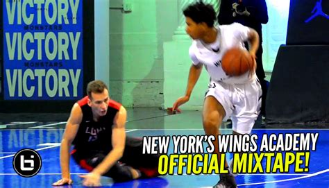 yorks wings academy plays  intensity official