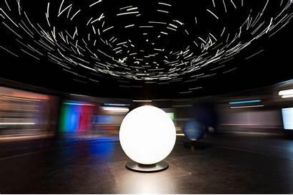 Wonderlab Museum Science Cool Things Exhibit Space