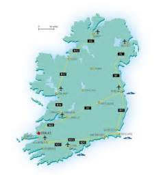 Tralee Ireland Map