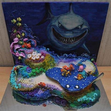 Amazing Finding Nemo Birthday Cake Idea  Costume & Party
