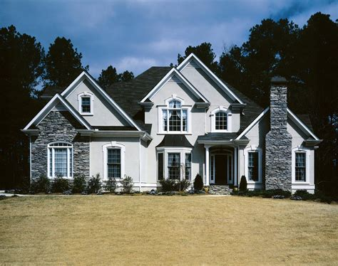 Amazing Exterior Frank Betz House Plans With