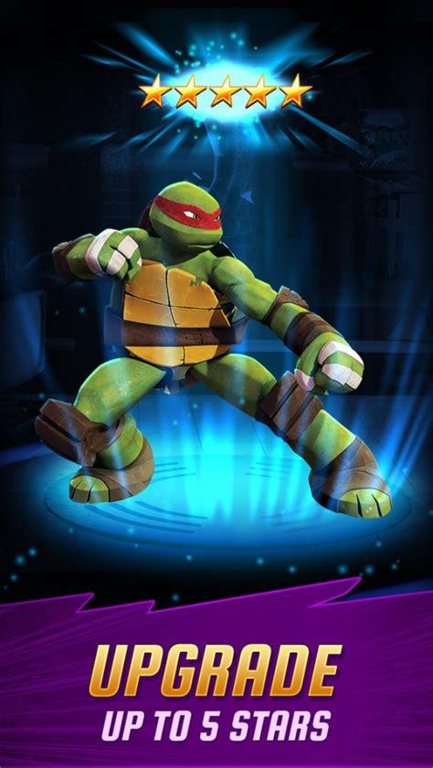 teenage mutant ninja turtles legends ludia games