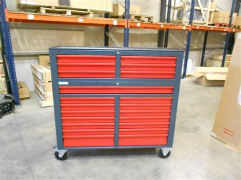 servante d atelier pro 15 tiroirs 1410 x 480 mm