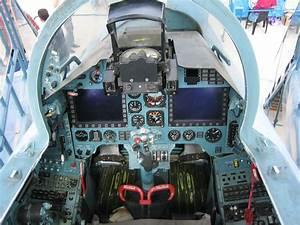 Su-27Flanker.com — Some of Flanker cockpits photos