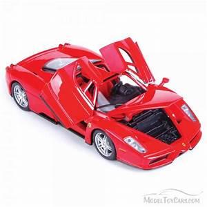 Enzo Ferrari Hard Top RED Bburago 26006 124 Scale