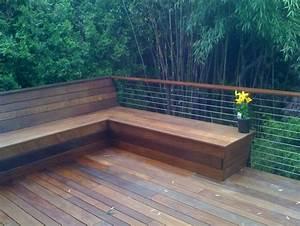 Best 25+ Deck benches ideas on Pinterest