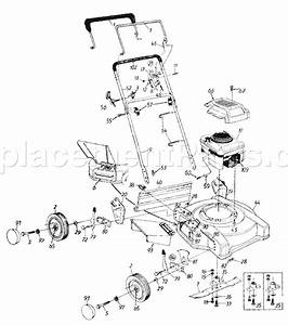 Yard Man 114-206c401 Parts List And Diagram