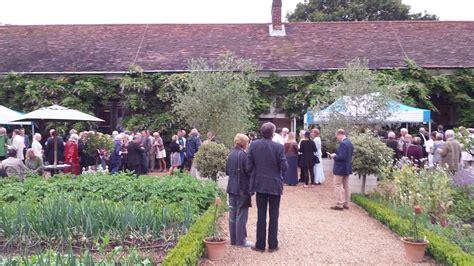 cottage ham tls 20th birthday garden at ham house thames