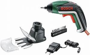 Bosch Akkuschrauber Set : bosch set akkuschrauber ixo garten 3 6 v otto ~ Frokenaadalensverden.com Haus und Dekorationen