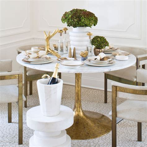 Top 25 of Amazing Modern Dining Table Decorating Ideas to