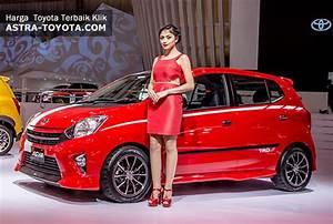 Harga Mobil Toyota Agya Tipe E  G  Trd S  Manual  Matic