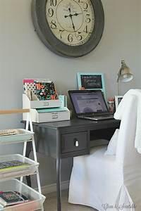 Small, Desk, Organization, Ideas