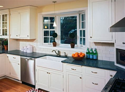 kitchen bay window over sink cooktop bay window google search apron sinks