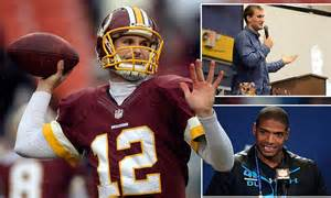 christian redskins player kirk cousins would 39welcome39 gay With kirk cousins wedding ring