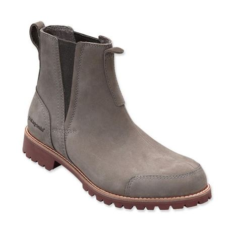 patagonia tin shed boots patagonia tin shed chelsea boots